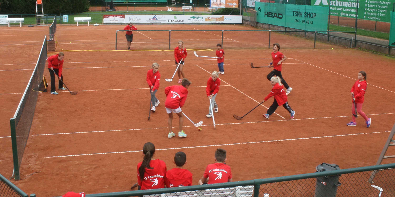 berichte jugendarbeit tennis